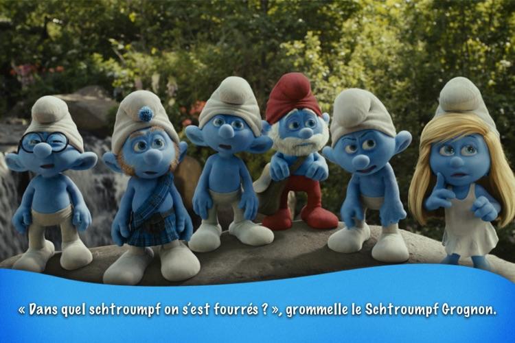 Les Schtroumpfs screenshot-3