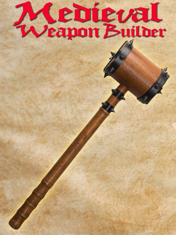 Medieval Weapon Builder HD screenshot-4