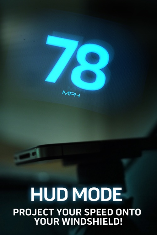 Speedometer + HUD (Digital Speedo + Heads-Up-Display)