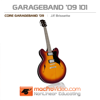 Course For GarageBand '09 - APPDESIGNER.COM INC.