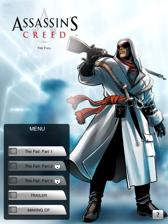 Assassin's Creed Comics screenshot-0