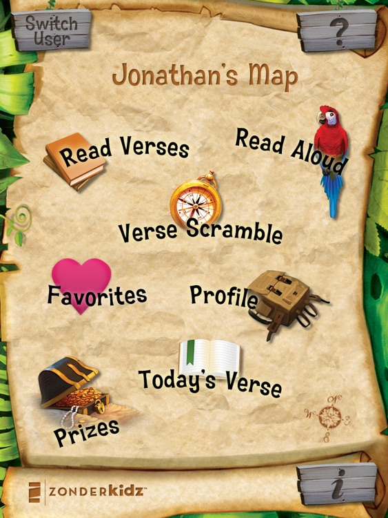 Adventure Bible Memory HD