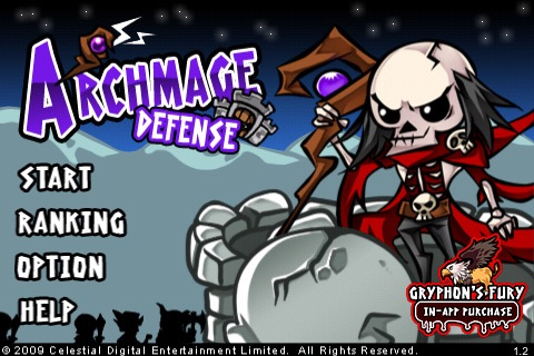 Archmage Defense