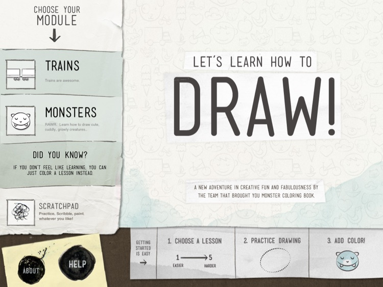Let's Learn How To Draw Lite