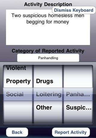 Criminal Spot