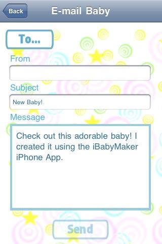 iBabyMaker screenshot-3