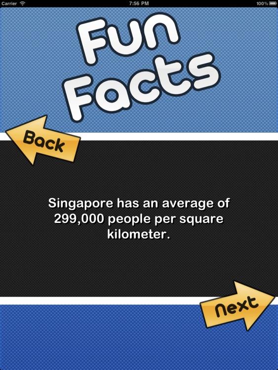 Fun Facts! (FREE)