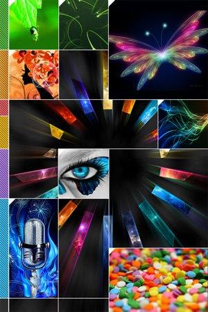 Cool Color Wallpapers Backgrounds Box On The App Store