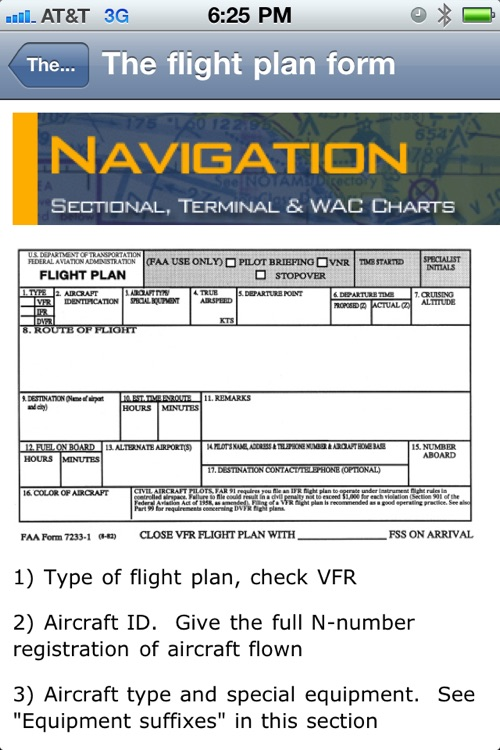 PRO Pilot VFR Planning screenshot-4