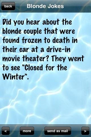 Funny Blonde Jokes