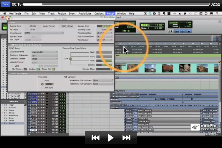 Course For Pro Tools 9 Free screenshot-3
