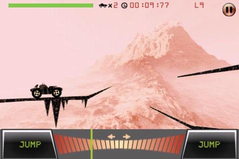 Mars Rover Free screenshot-4