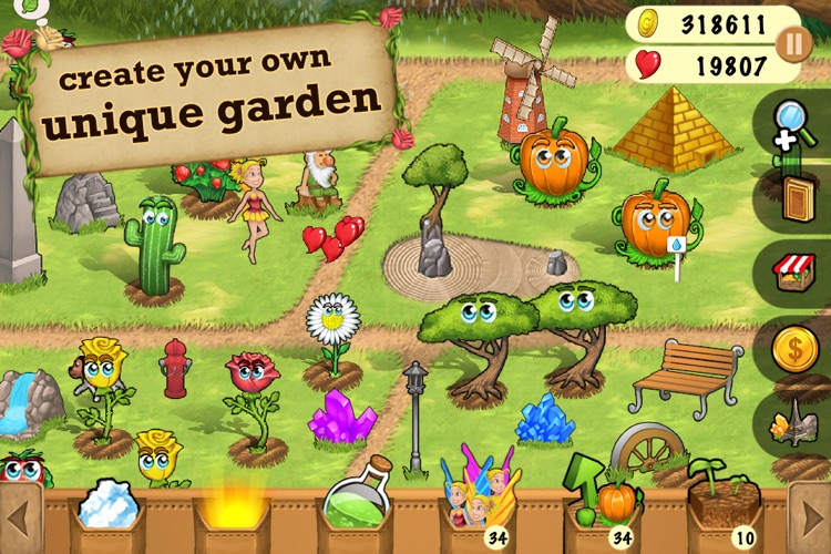 My Little Garden screenshot-1