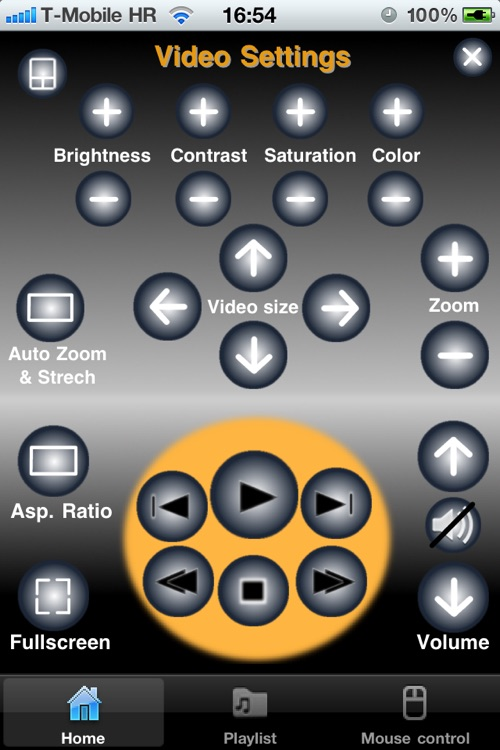 GOM Remote controller screenshot-1