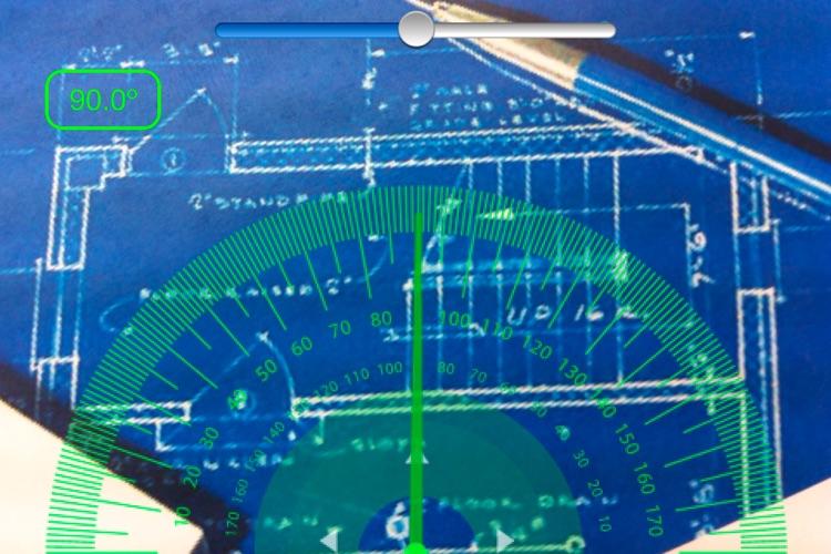 Camera Protractor Lite screenshot-3