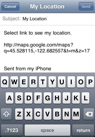 Y-Location screenshot two