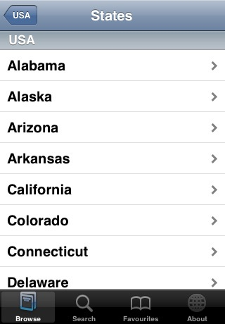 ZIPcodes screenshot-1