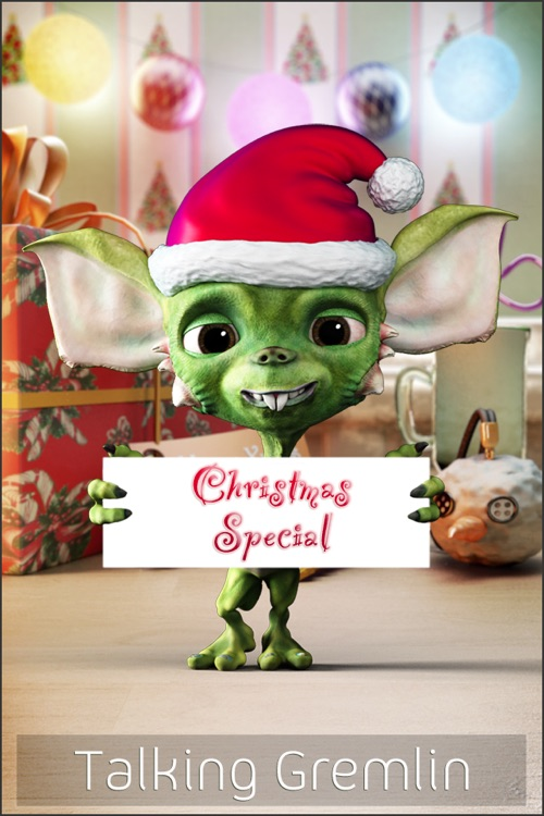 Talking Gremlin: Christmas Special screenshot-0