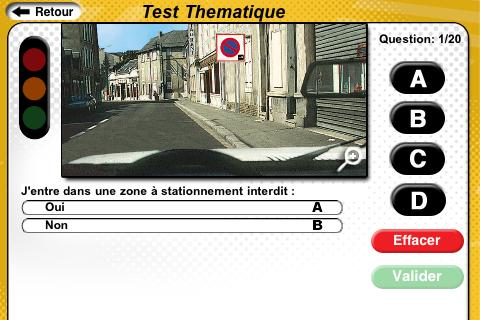 Réussir le Code de la Route - FREE screenshot 3