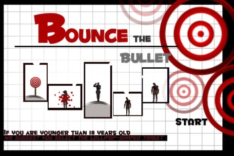 Bounce Bullet screenshot-1