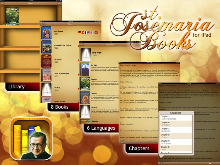 St. Josemaria Books HD