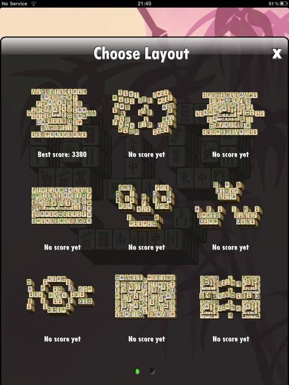 Mahjong HD FREE screenshot-3