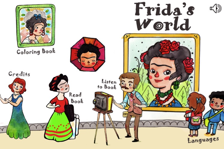 Frida's World