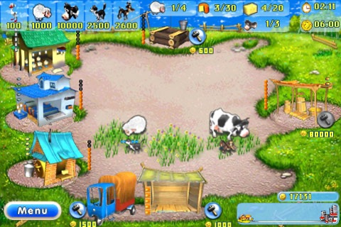 Farm Frenzy Lite screenshot-4