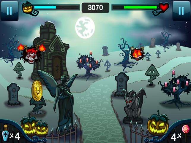 Best Squash Halloween HD Lite, game for IOS