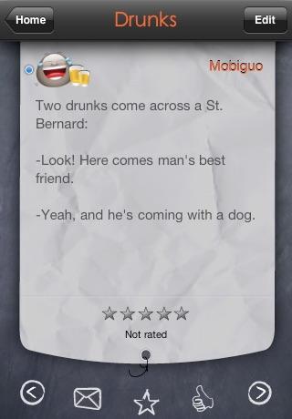 Jokes! Lite  The world's best jokes app screenshot-3