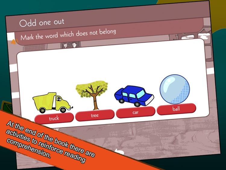 Books for Kids: Daniel and his toys Lite screenshot-4