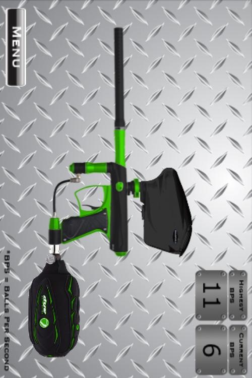 Paintball Gun Builder