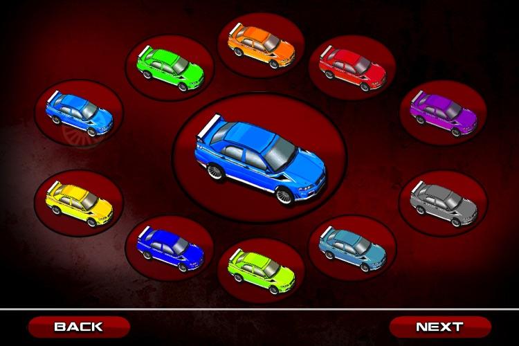 Simple Racing HD screenshot-3