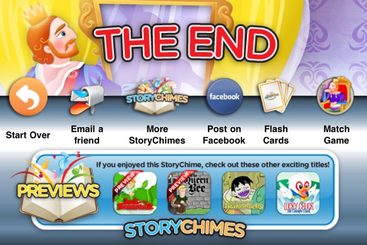 The Emperor's New Clothes StoryChimes (FREE) screenshot-4