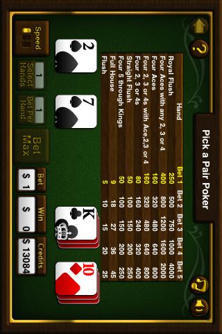 Video Poker Free screenshot four