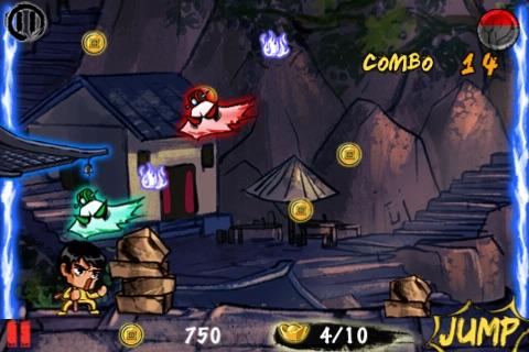 Kung Fu Catch screenshot-3