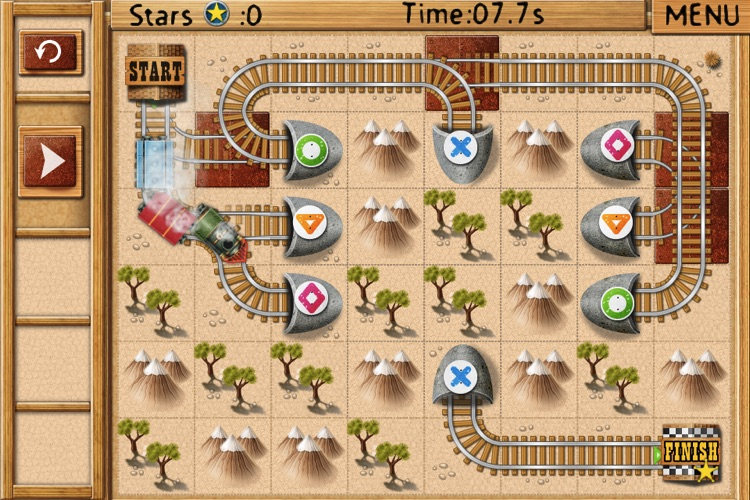 Rail Maze Pro screenshot-4