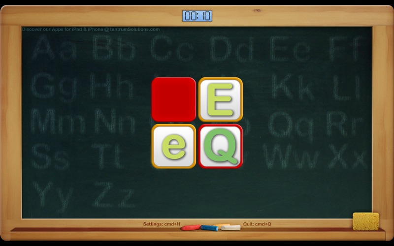 Aa Match Preschool Alphabet Screenshot
