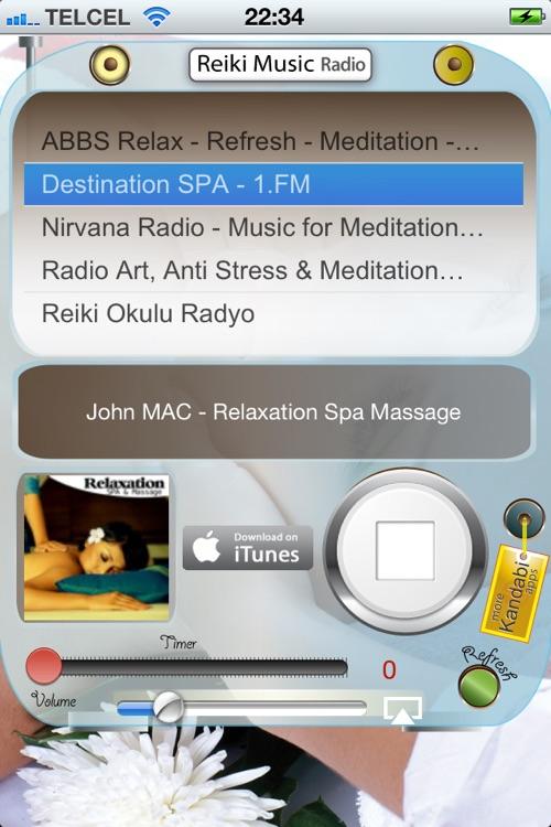 Reiki Music Radio