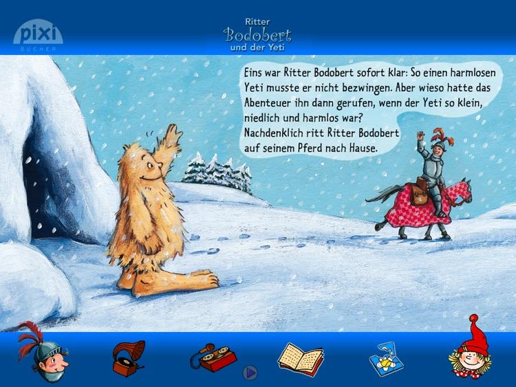Pixi Buch Ritter Bodobert und der Yeti screenshot-4