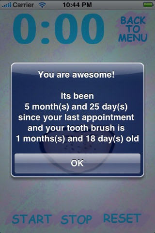 Toothbrush Timer screenshot-3