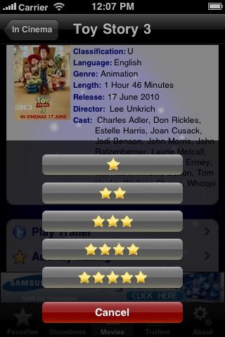 CineApps Malaysia screenshot-4