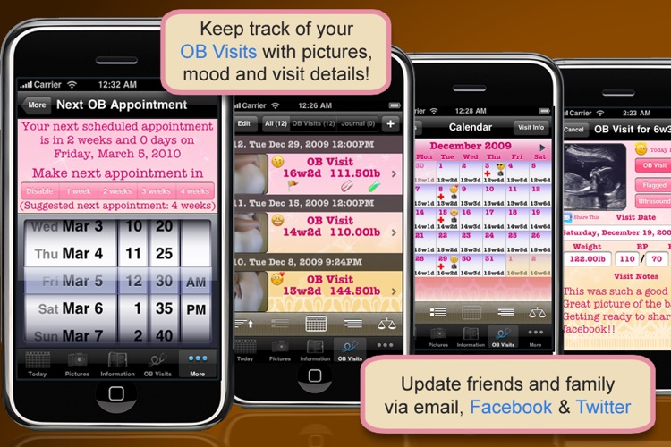 iPregnancy (Pregnancy App) screenshot-3