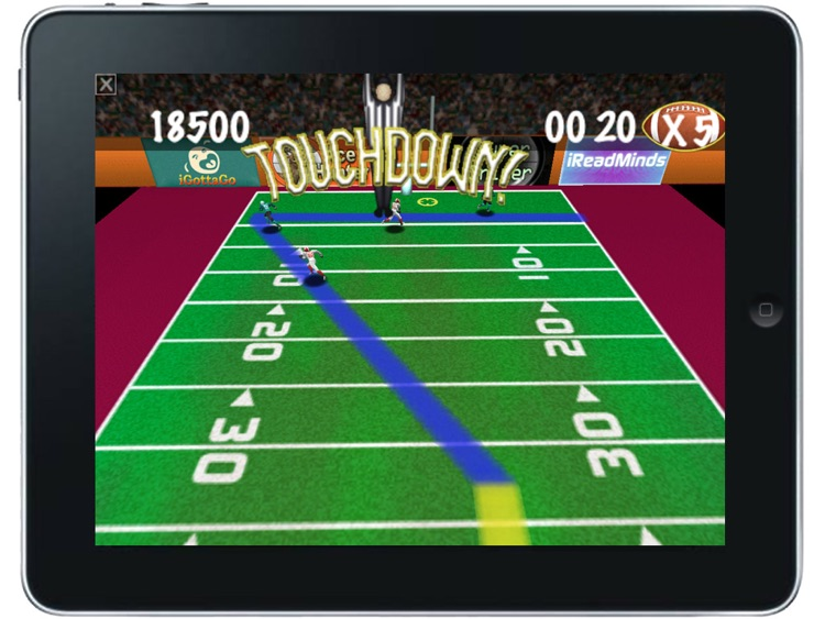 Blitz Football HD FREE screenshot-4