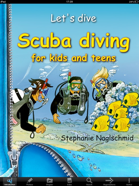 Scuba diving for kids and teens HD