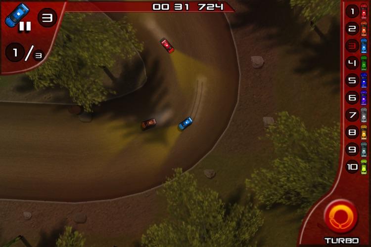 Simple Racing HD screenshot-4