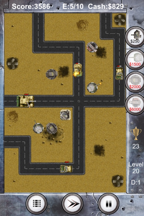 Tanks and Turrets screenshot-4