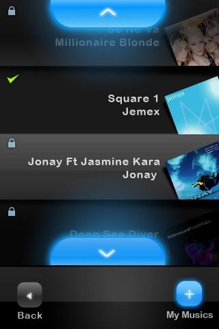 Dancing Fingers Free screenshot-3