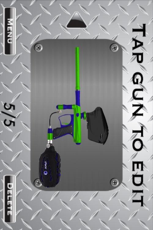 Paintball Gun Builder screenshot-4