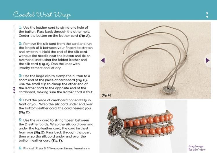 Stringing's Everyday Jewelry eMag screenshot-3